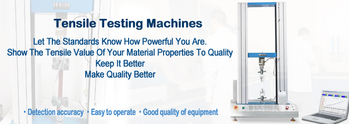 universal test machine . tensile tester
