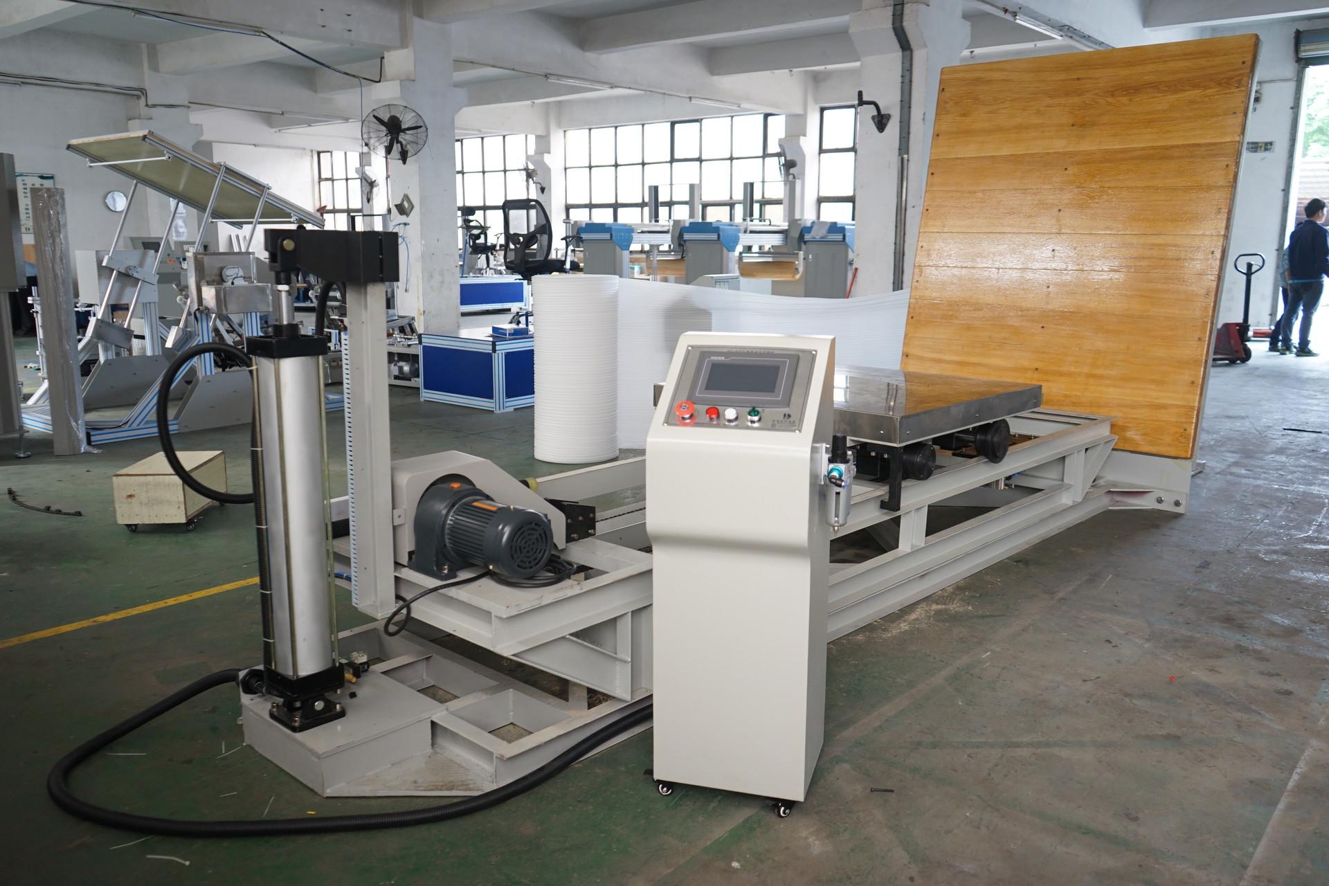 incline impact test machine