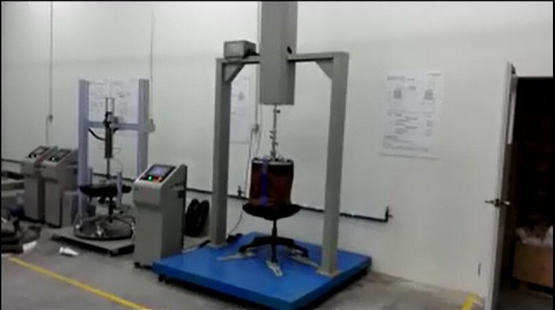Chair Drop Impact Test Machine