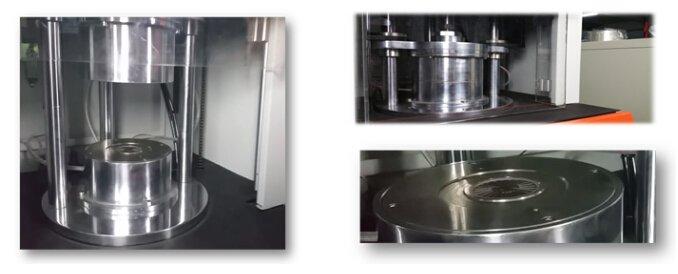 Rubber Rotorless Rheometer