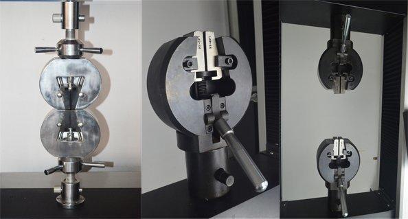 hydraulic universal test equipment