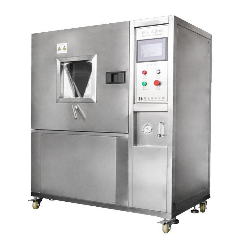 Dust test chamber