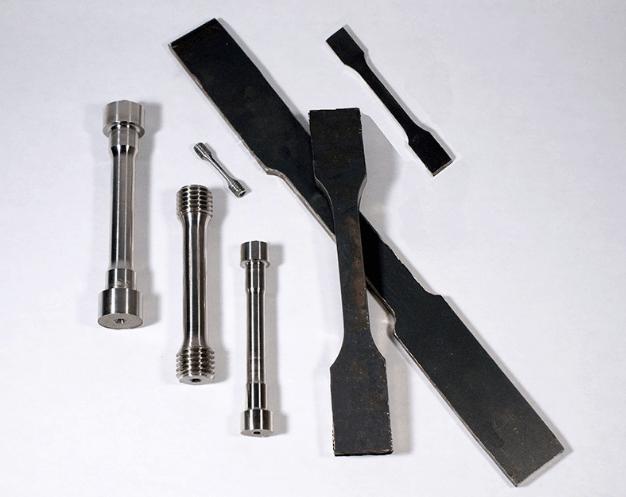 steel tensile test