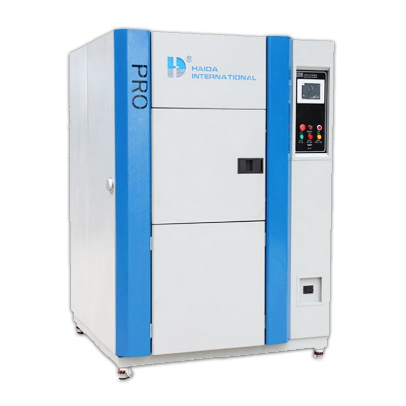Thermal shock chamber - Temperature cycle impact test chamber