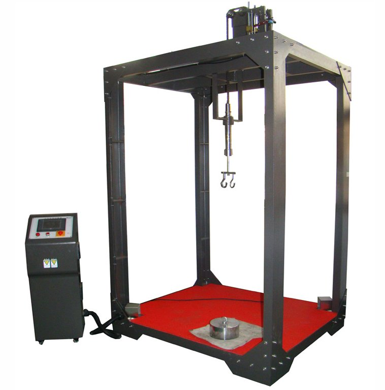 Suitcase Vibration Impact Test Machine