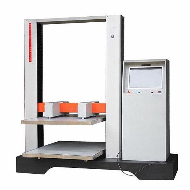 Large carton compression testing machine