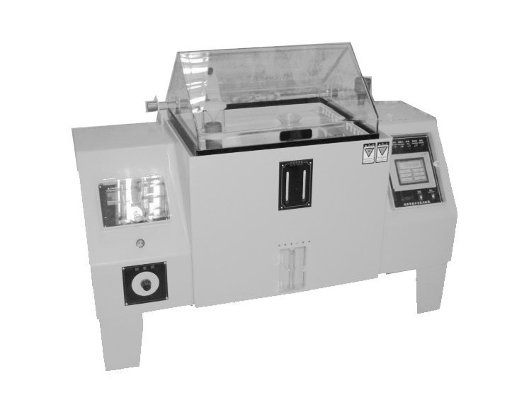Salt spraying corrosion test chamber