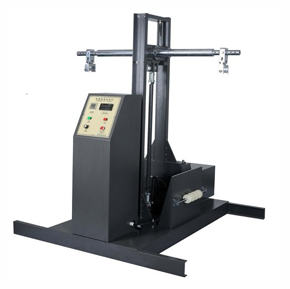 Suitcase handle fatigue test machine