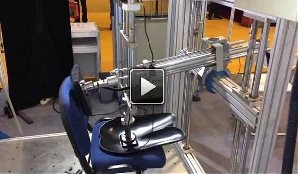 Chair Seat and Back Tester