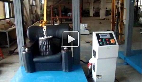 Sofa Drop Impact Tester