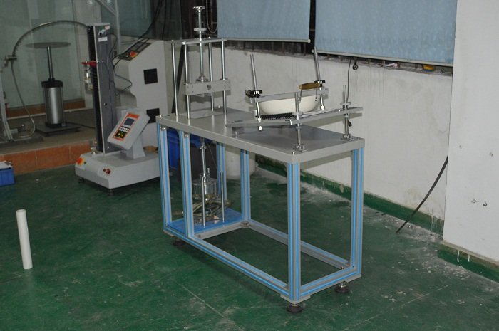 cookware handle pull resistance testing machine