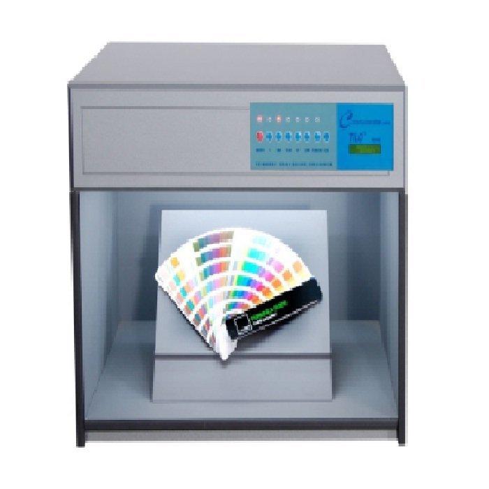 Color Assessment Cabinet For Textile