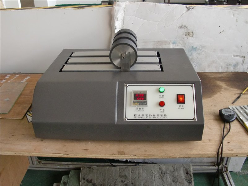 Electric Tape Adhesion Three Roller Testing Machine