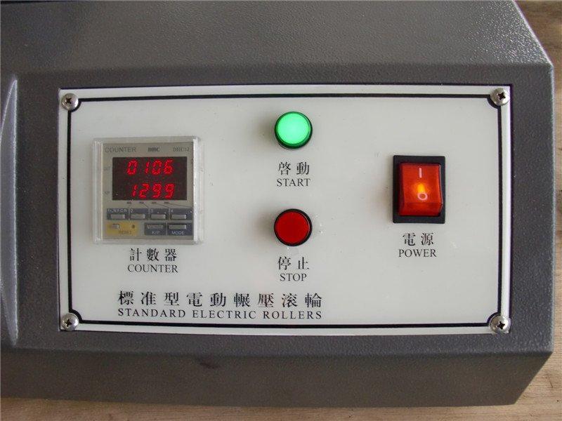 Electric Tape Adhesion Three Roller Testing Machine