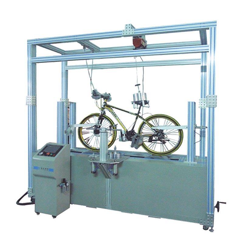 EN14764 Bicycle dynamic road testing machine