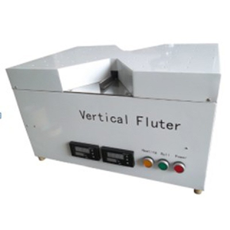 Grooved testing instrument