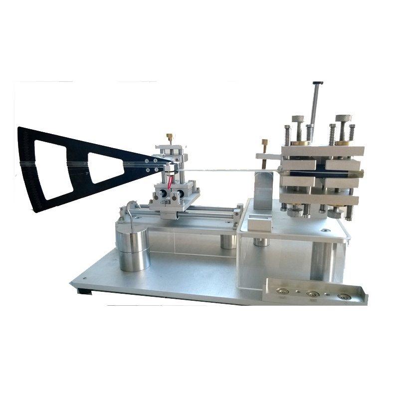 Test Equipment for the Bending Strength