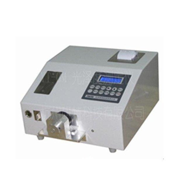 Australian imports crease stiffness tester HD-X005-1