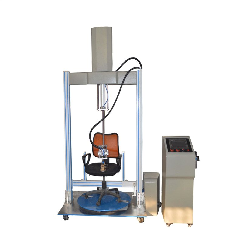 Chair Seat Rotating Testing Machine