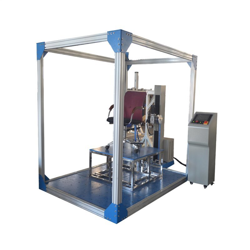 Chairs structural strength testing machine