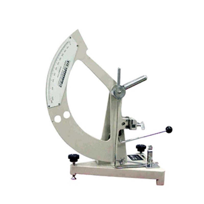 falling pendulum tear testing equipments for paper