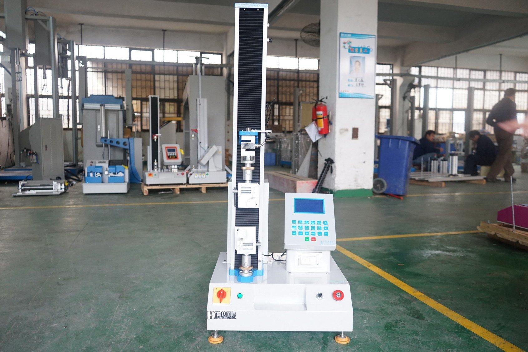 Peel Testing Equipment