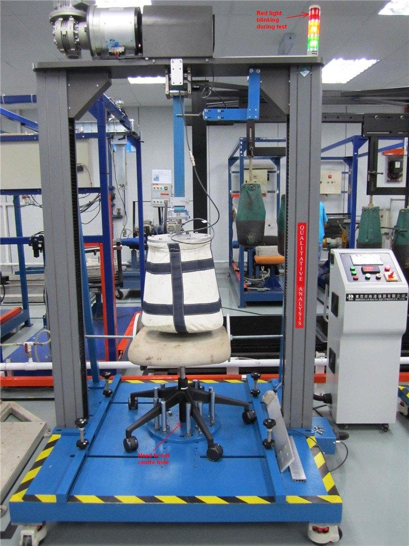 Test Machine for Chair