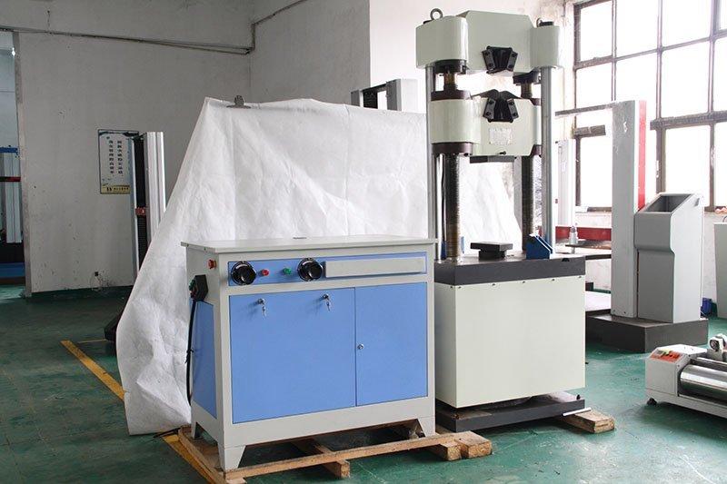 pc hydraulic universal test equipment