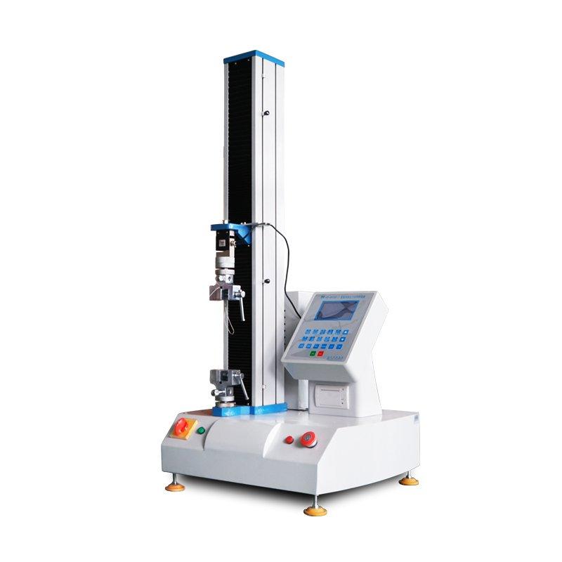 Adhesive strength peeling testing machine