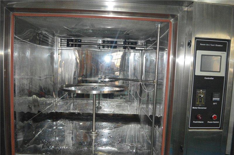Xenon arc lamp testing machine