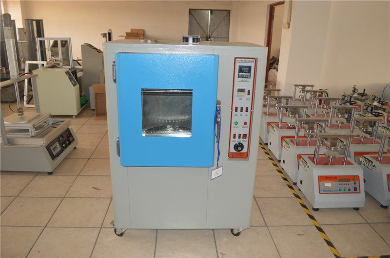 Bulb Type Yellowing & Aging Resistance Testing Equipment