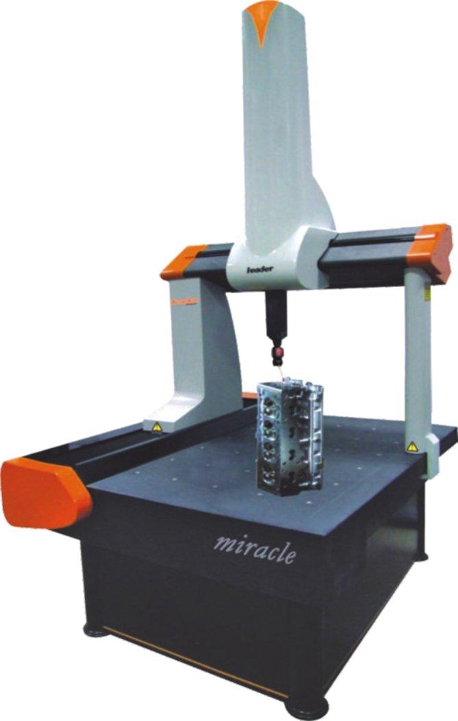 Large Video Measuring Machine