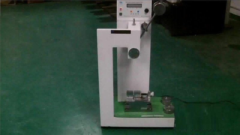 Plastic Impact Tester