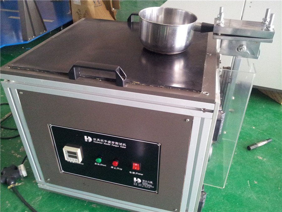 Cookware Pot Handle Fatigue Tester