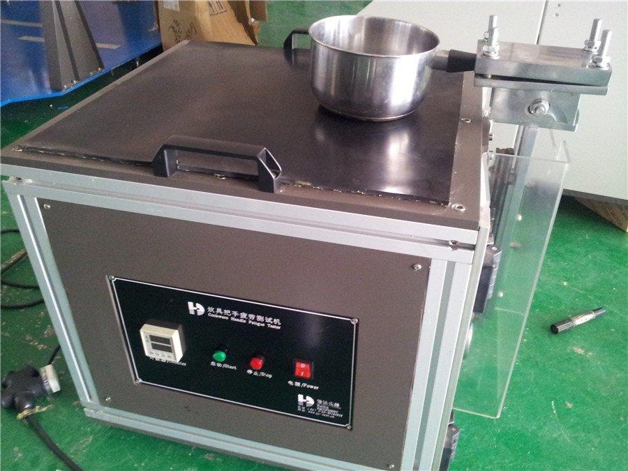 Cookware Pot Handle Fatigue Tester