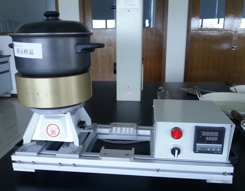 Aluminum Block with heater and thermo controller