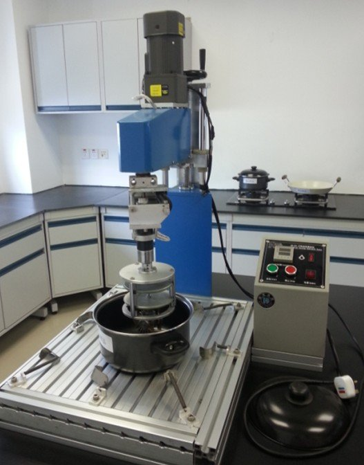 Non-stick coatings Endurance Tester