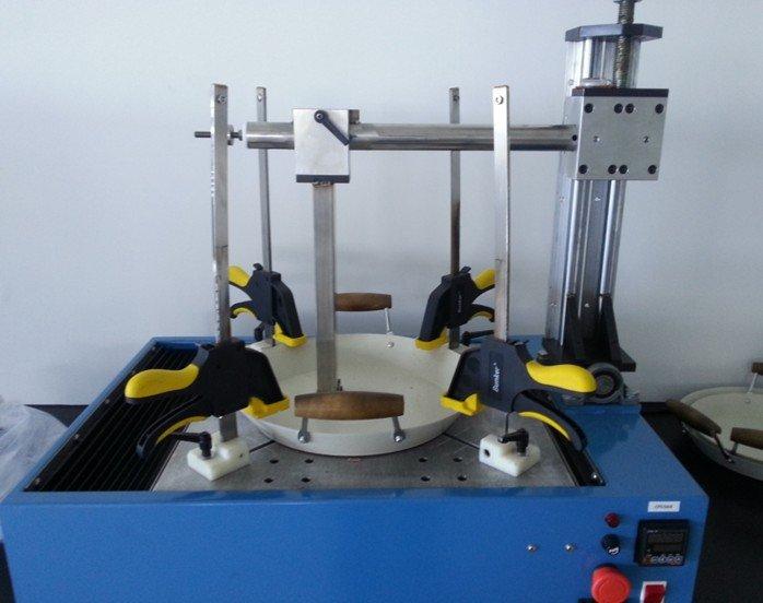 Cookware abrasion resistance tester