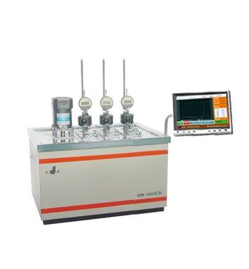 Vicat softening point temperature tester