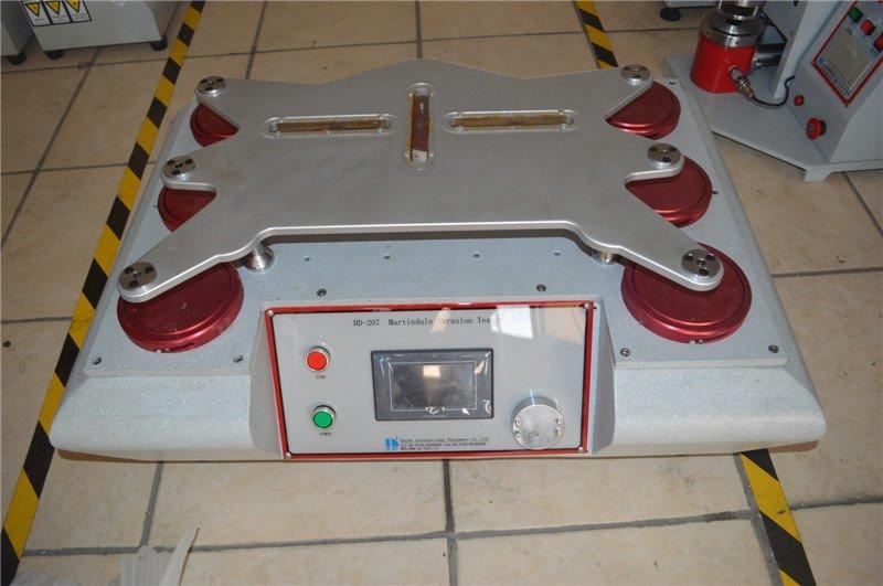 Martindale Abrasion Testing Machine