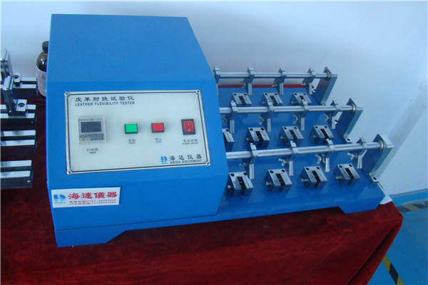Scratch-Resistant Leather Testing Machine