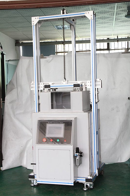 Cutlery rust resistance testing equipment