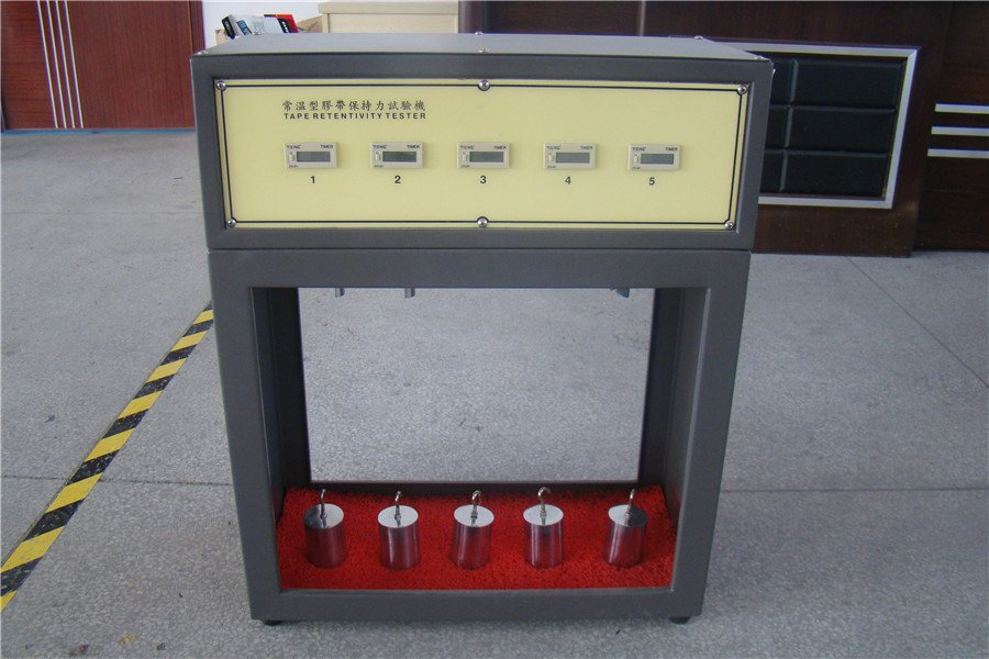 Room Temperature Type Tape Retentivity Tester HD-C524