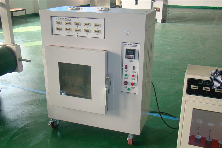 Temperature Type Tape Retentivity Testers