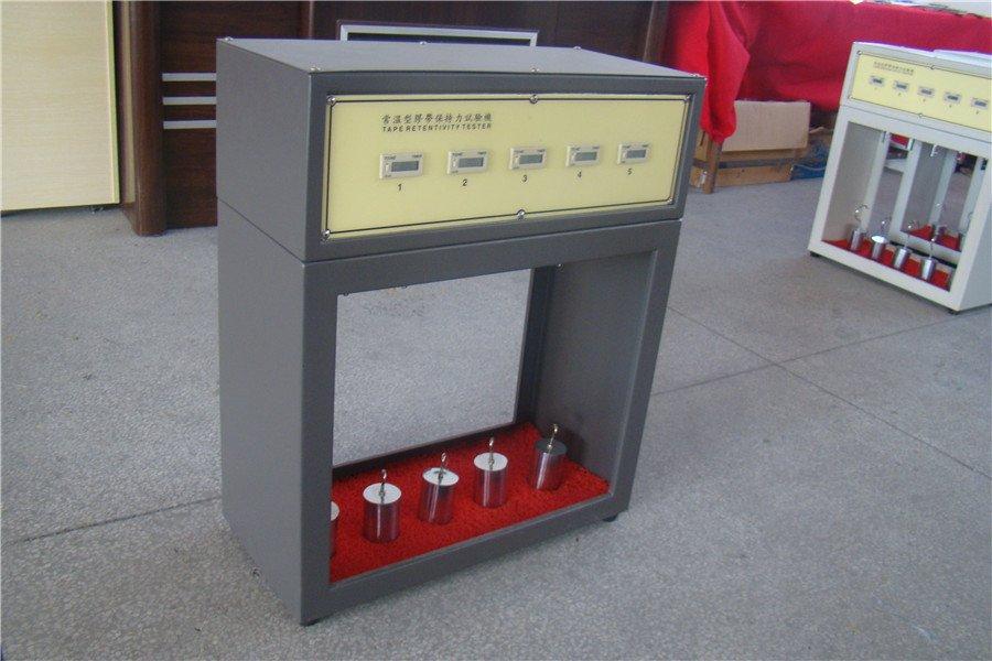 Temperature Type Tape Retentivity Tester
