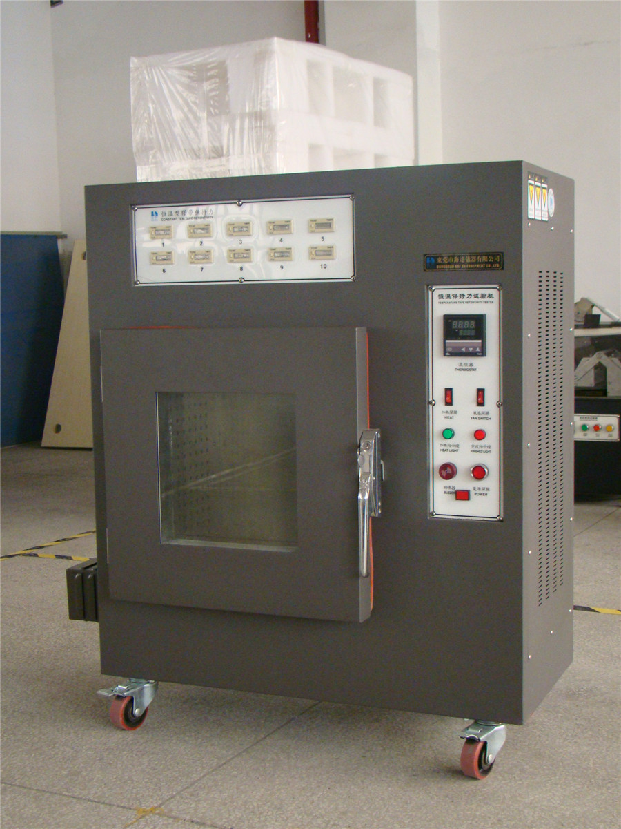 Thermostat tape retention testing machine HD-C527-2