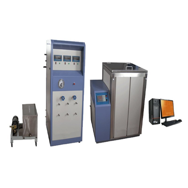 Hydrostatic Pressure and Burst Testing Machine