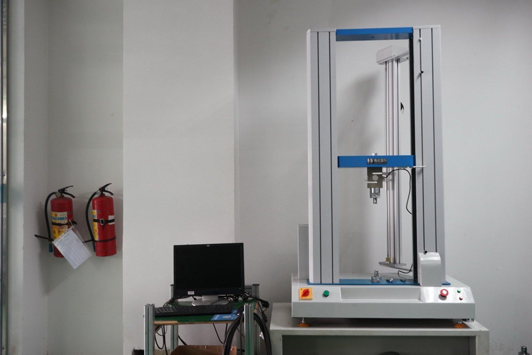 ASTM Servo Tensile Testing Equipment