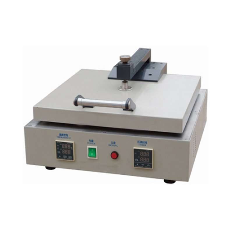 textile hot pressing plate