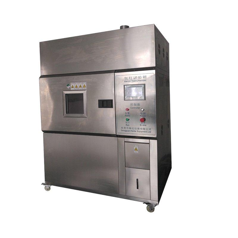 Xenon aging testing machine